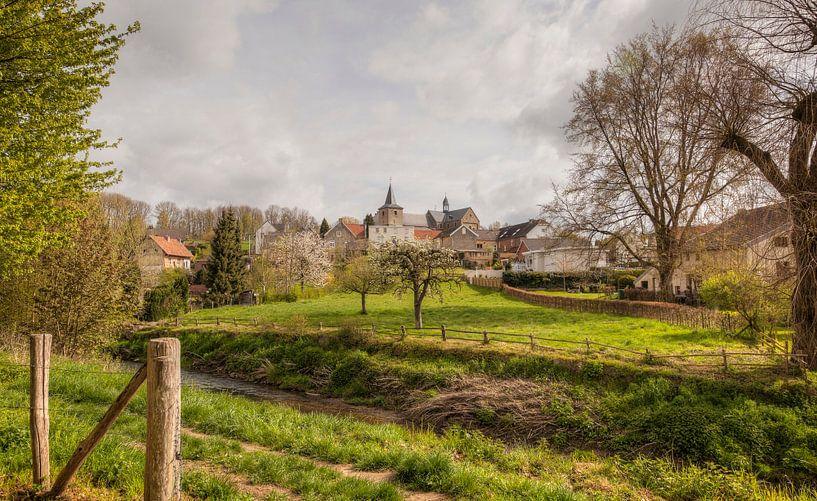 Lente in Schin op Geul van John Kreukniet