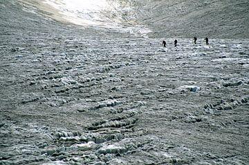 Gletscher-Bergsteiger von Jc Poirot