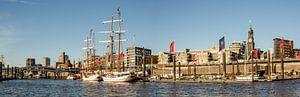 Hamburg Landungsbrücken van