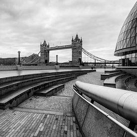 LONDON 07 van Tom Uhlenberg
