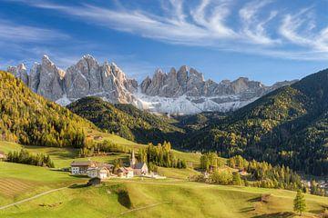 St. Magdalena in Südtirol von Michael Valjak