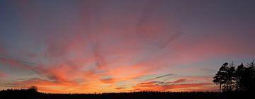 zonsondergang van Wim vd Neut