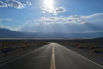 Death Valley Nationalpark, Nevada von Lars Bruin
