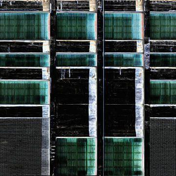 Fenster XXIX von Maurice Dawson