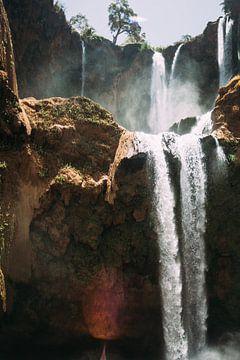 Ouzoud-Wasserfall von Patrycja Polechonska