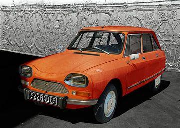 Citroën Ami 8 van aRi F. Huber