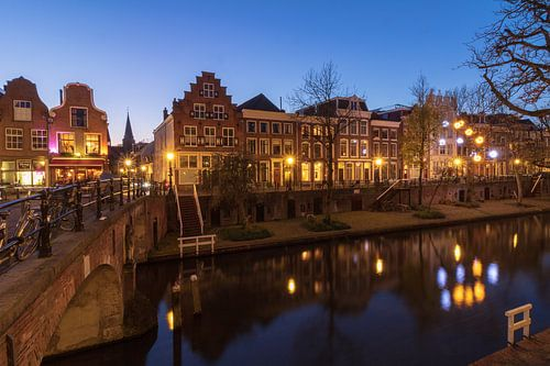 Oudegracht Geertebrug Utrecht