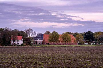 Boerderij Eenkemaheerd in Huizinge van Harmen van der Vaart