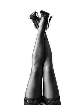 Lange Beine von Martin van Lochem