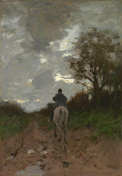 Homeward Bound, Anton Mauve von Meesterlijcke Meesters