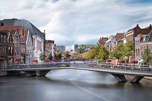 Catharinabrug in Leiden van Sander Klein Hesselink