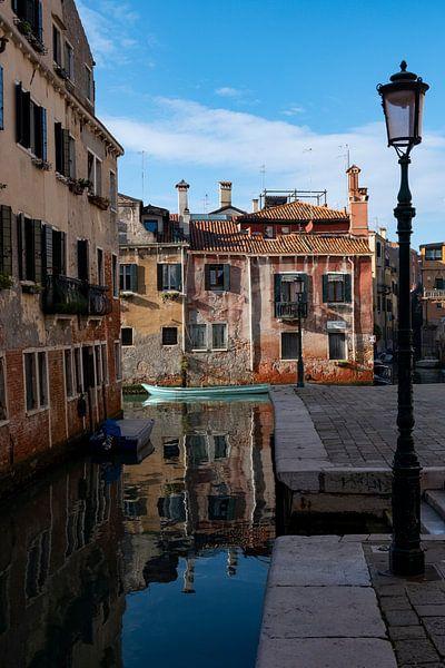In den Gassen von Venedig von Andreas Müller