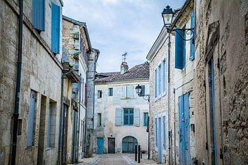 Frans straatje van Frans Scherpenisse