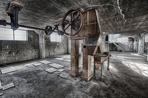 Meelfabriek Leiden van