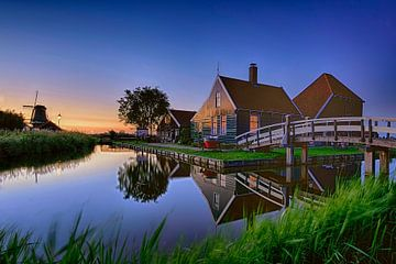 Huis Zaanse Schans von John Leeninga