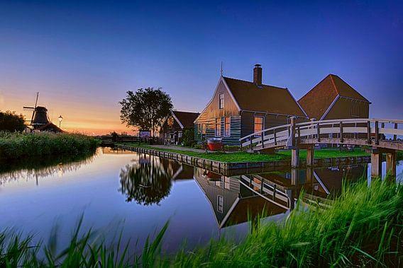 Huis Zaanse Schans