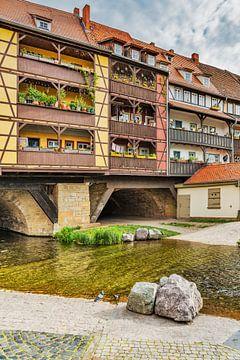 Krämerbrücke Erfurt von Gunter Kirsch