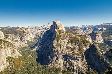 Glacier Point in Yosemite National Park van Easycopters