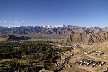 Bergkette im Himalaya von Melanie Jäger