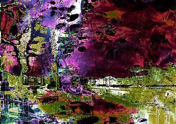Farbenreigen van Helmut Englisch