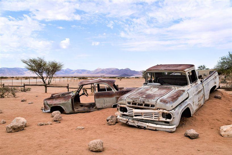 Namibië van Hermineke Pijls