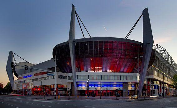 PSV Stadion Eindhoven van Maurits van Hout