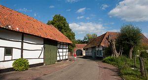 Terstraten, Zuid-Limburg, dorpsgezicht