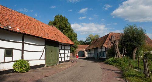 Terstraten, Zuid-Limburg, dorpsgezicht van
