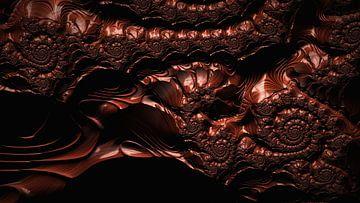 Brownian Motion #10 van Don Philippo