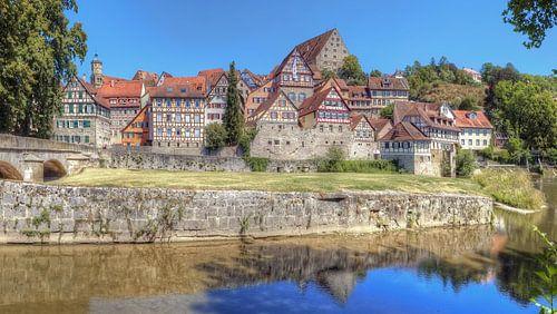 Schwäbisch Hall Duitsland van
