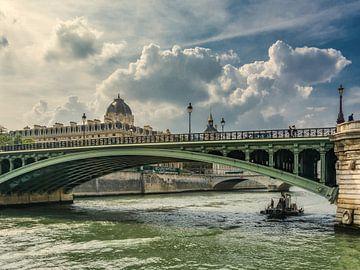Parijs, Seine van Vladyslav Durniev