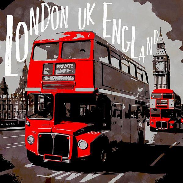 City-Art LONDON Westminster van Melanie Viola