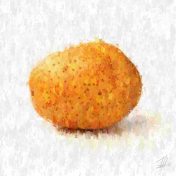 Kartoffel von Theodor Decker