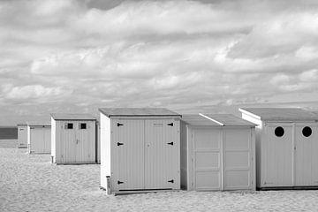 Strandhütten von Arno Maetens