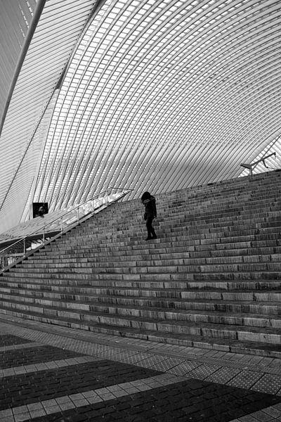 eenzaam. van Arne Claessens