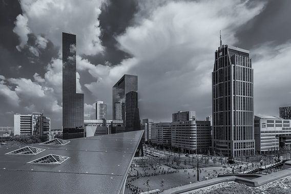 Rotterdam by Day - Uitzicht vanaf het Groothandelsgebouw