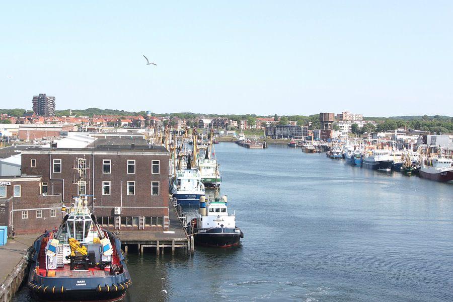 De Haven van IJmuiden