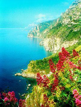 Amalfiküste von Leopold Brix