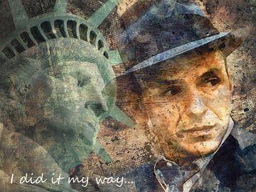 Frank Sinatra van Henk Bouckaert
