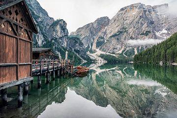 Pragser Wildsee von Manjik Pictures