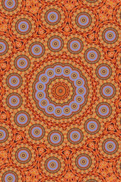 Kaleidoscoop Herfstblad