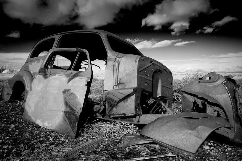 Abandoned oldtimer 2 von Angelique Faber