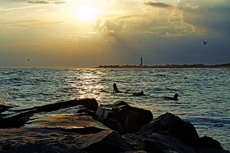 Cape May Sonnenuntergang