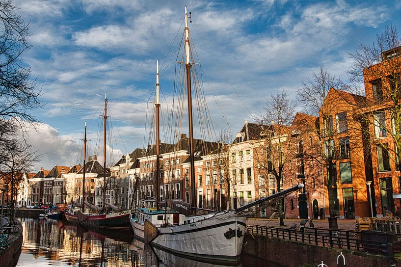 Hoge der A in Groningen van Annie Postma