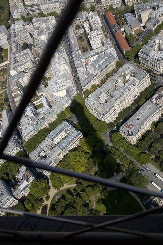Eiffelturm von Janne Mesu