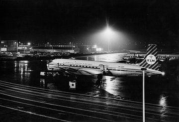 Schiphol in de 60-er jaren van