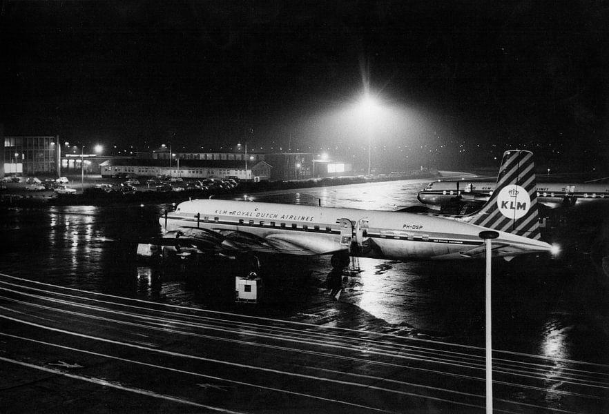 Schiphol in de 60-er jaren