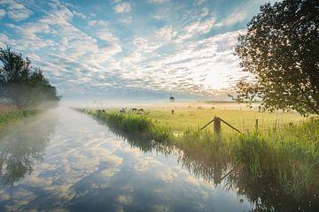 Wieder ein wunderschöner Morgen von Max ter Burg Fotografie