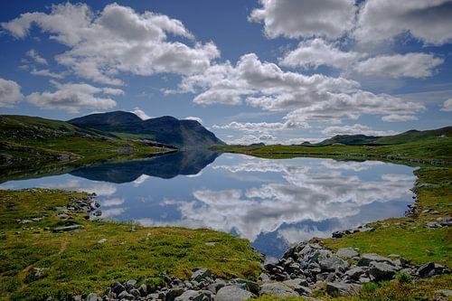 Reflecties in Noorwegen