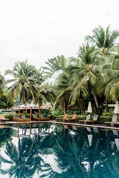 Een tropische oase van Anouk Wubs